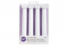 "Wilton : 7"" Grecian Pillars - 4 Pack"