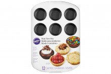 Wilton : Mini 12 Cavity Tart Tin