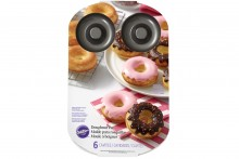 Wilton : Non Stick 6 Cavity Donut Tin