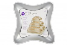 Wilton : Pillow Cake Tin Set - 4 piece