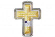 Wilton : Cake Tin - Cross