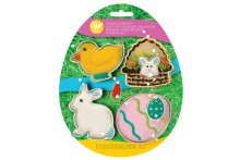 Wilton : Cookie Cutter Set - Assorted Easter - Set of 7