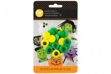 Wilton : Large Candy Eyeballs - Spooky