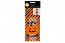 Wilton : Standard Treat Bag - Happy Haunting - Pack of 20
