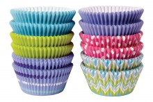Wilton : Standard Baking Cases - Pastel - Pack of 300