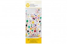 Wilton : Treat Bags - Geometric - Pack of 20