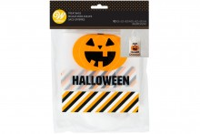 Wilton : Happy Halloween Loot Bag - Pack of 10