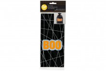 Wilton : Standard Treat Bag - BOO - Pack of 20