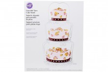 Wilton : Graceful Tiers Cake Stand
