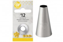 Wilton : #12 Round Tip - Carded