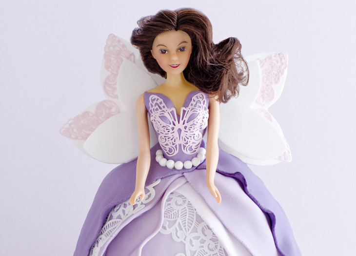 Princess Fairy Cake